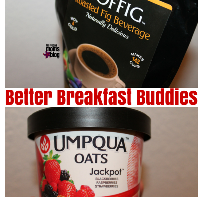 Better Breakfast Recap! Our Featured Guests: Umpqua Oats & Coffig