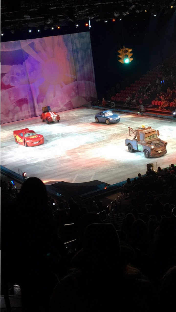 Disney on Ice World of Enchantment