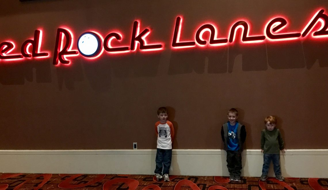 Red Rock Lanes: Summerlin