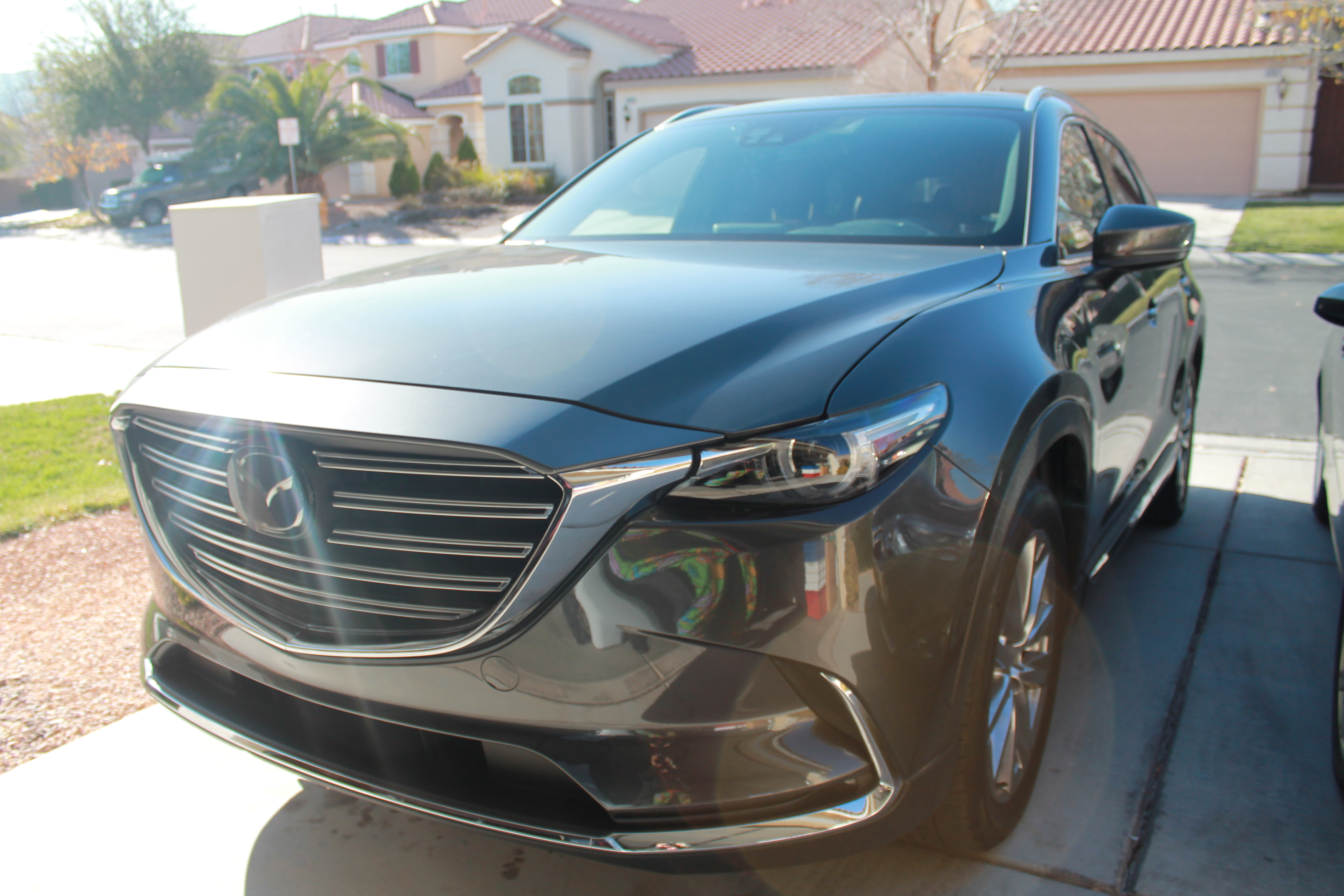 2016 Mazda CX-9 Signature AWD {Vehicle Review :: DriveShop}