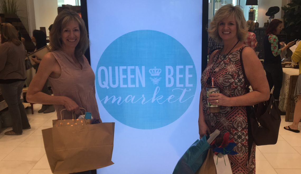 Queen Bee Market Review & Local Vendor Meet and Greet