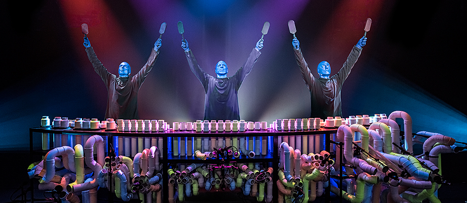 {CLOSED} Blue Man Group Promotion/Giveaway