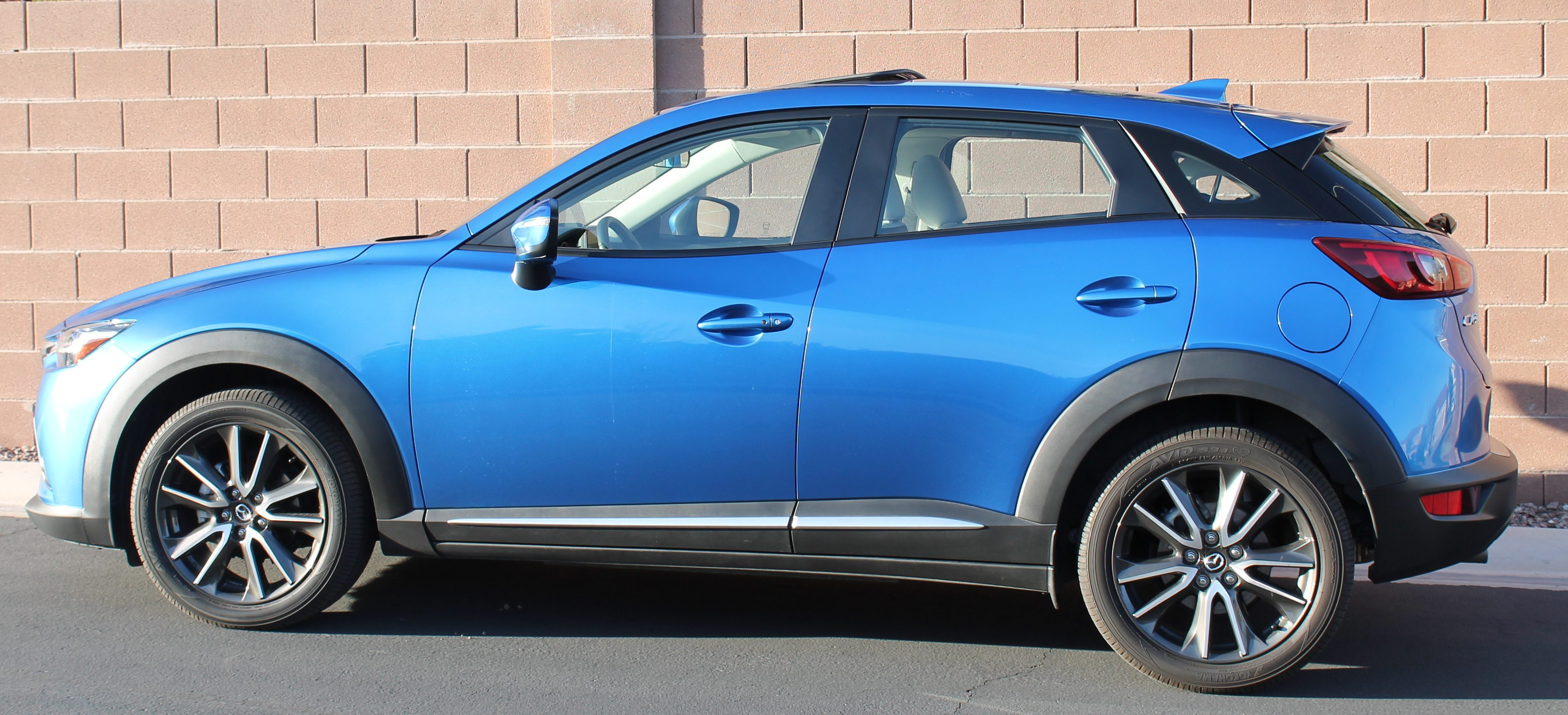 2017 Mazda CX-3 Grand Touring {Vehicle Review :: DriveShop}