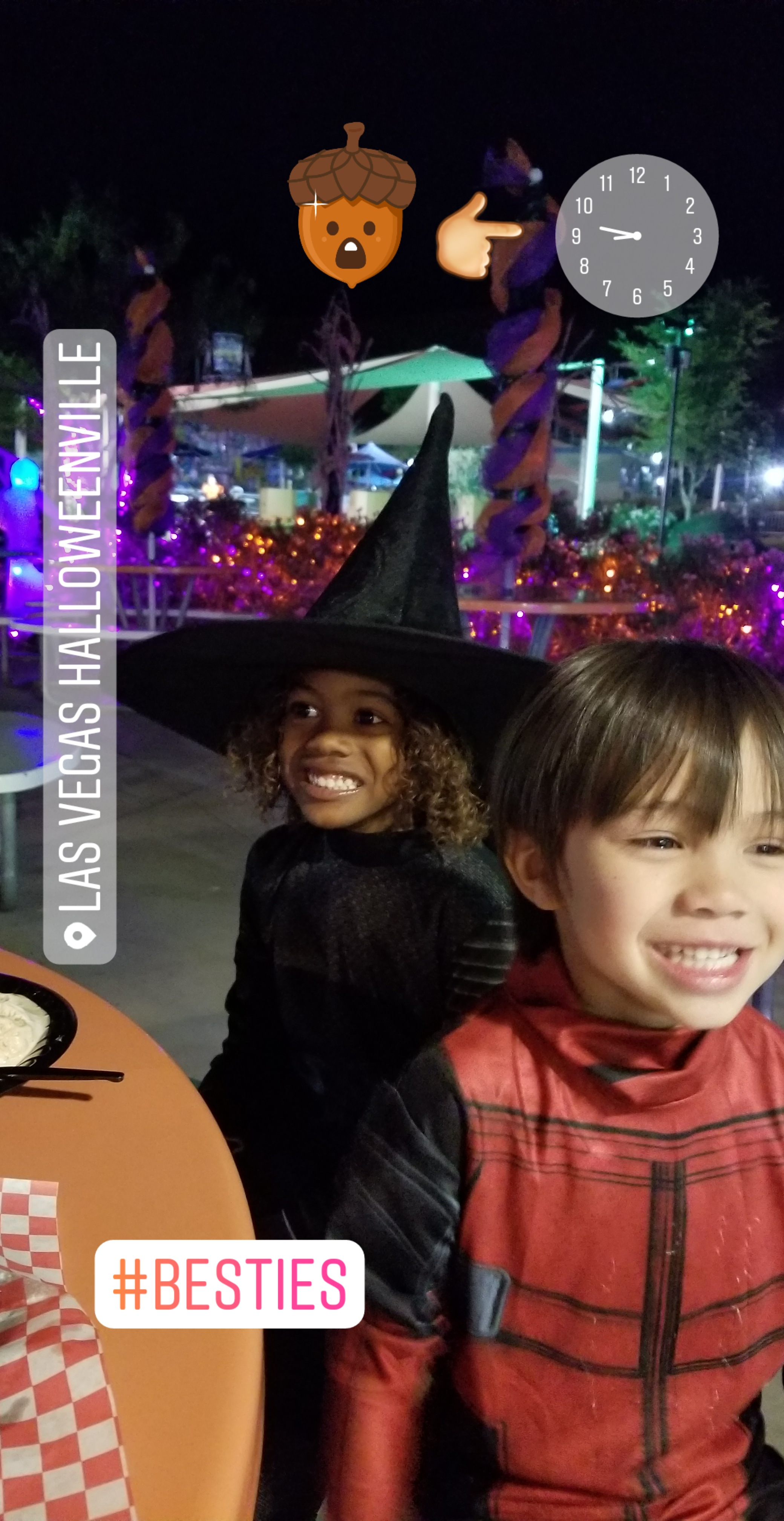 Halloweenville at Wet 'n' Wild