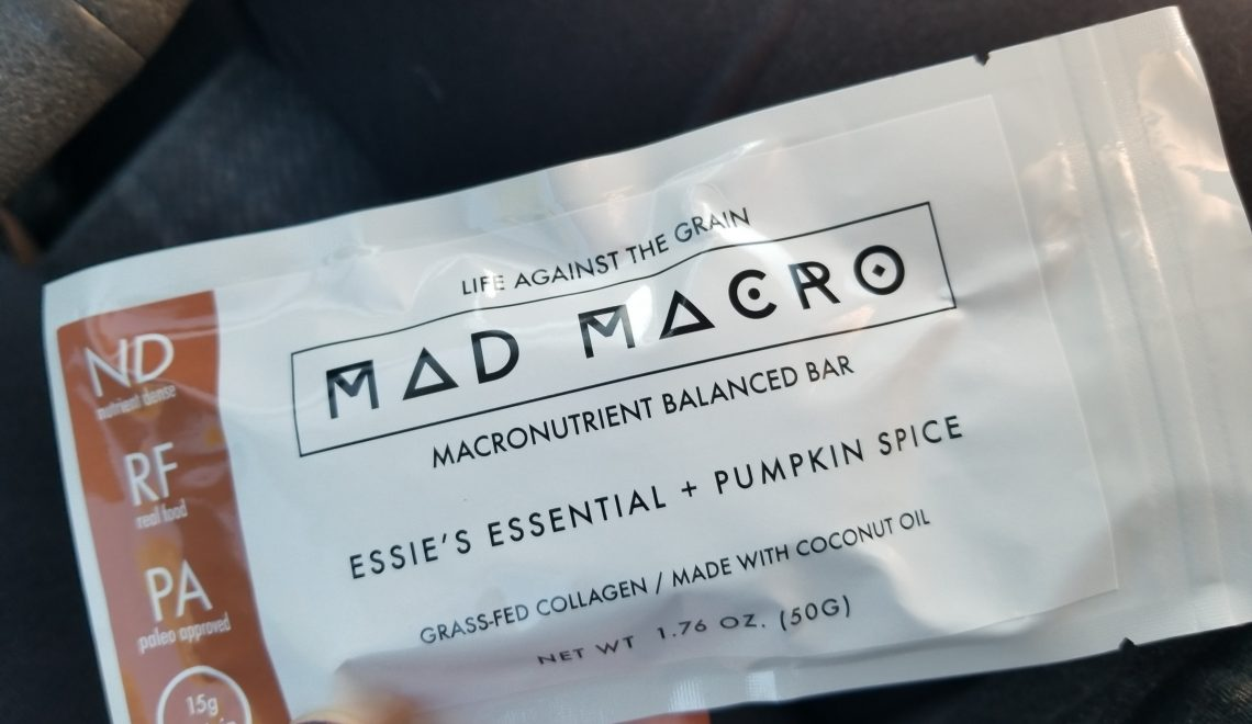 Macronutrients with Mad Macro {A Review}