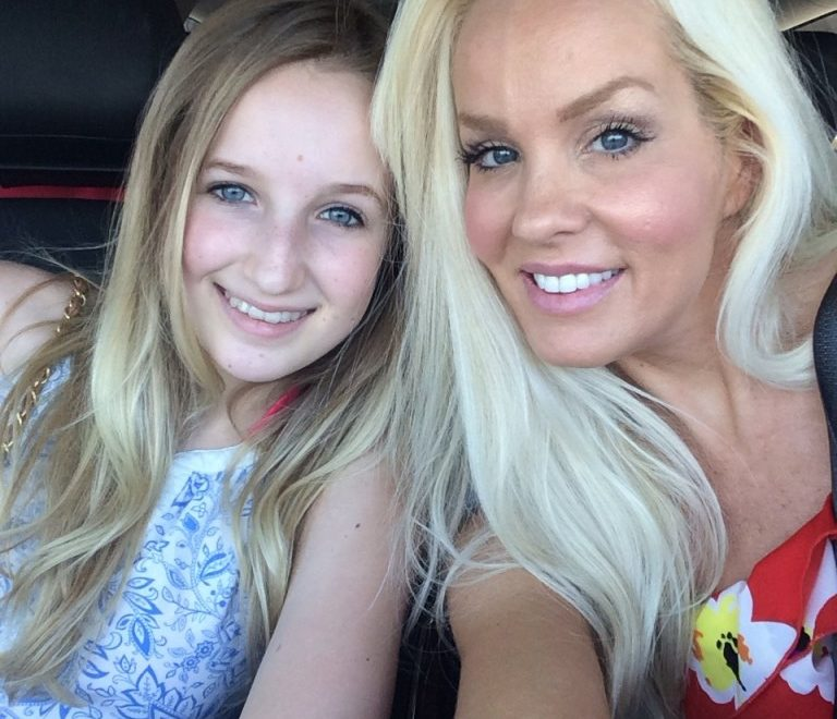 Teen Daughter Time