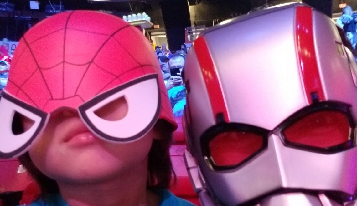 Marvel Universe Live: A Must-See Show For All Superheroes