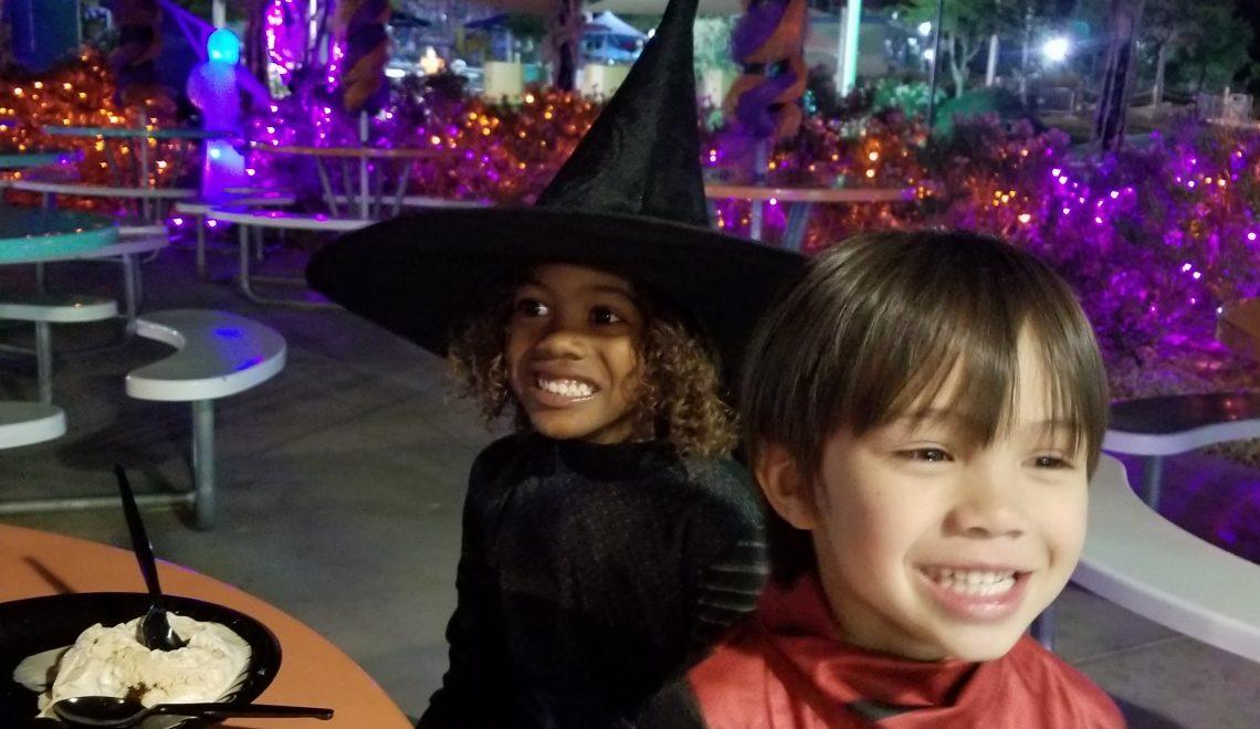 Halloweenville at Wet 'n' Wild